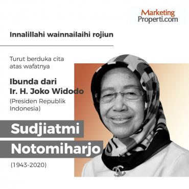 Ibunda Presiden RI Bapak Joko Widodo Meninggal Dunia